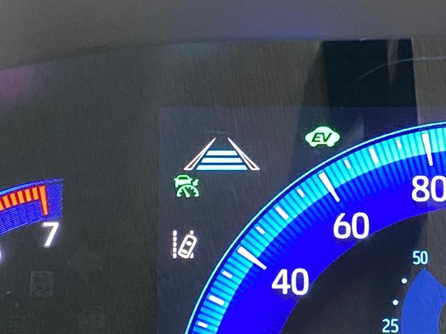 ハイブリッドG Z モデリスタエアロ レッドレザースエードコンビシート 純正SDナビ 1オーナー 禁煙車 クリアランスソナー プリクラッシュ レーダークルーズ オートハイビーム 車線逸脱警報 シートヒーター 純正ナビ(52枚目)