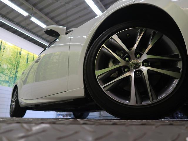 IS300h バージョンL 禁煙車 3眼LEDヘッド サンルーフ BSM セーフティシステムプラス レーダークルーズコントロール 黒革シート ステアリングヒーター スリアランスソナー シートヒーター 電動サンシェード(20枚目)