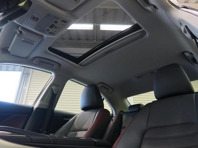 IS300h バージョンL 禁煙車 3眼LEDヘッド サンルーフ BSM セーフティシステムプラス レーダークルーズコントロール 黒革シート ステアリングヒーター スリアランスソナー シートヒーター 電動サンシェード(38枚目)