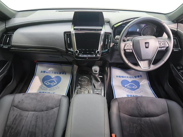S エレガンススタイル 特別仕様車 パノラミックビューモニター パーキングアシスト 1オーナー 禁煙車 BSM レーダークルーズ 車線逸脱警報 プリクラッシュ オートハイビーム メーカーナビ ブラックコンビシート ETC(2枚目)
