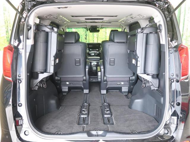 2.5S Cパッケージ 禁煙車 11型BIGX フリップダウンモニター 三眼ヘッドライト サンルーフ デジタルインナーミラー サイド・バックカメラ BSM トヨタセーフティセンス 両側パワスラ シーケンシャルターンランプ(16枚目)