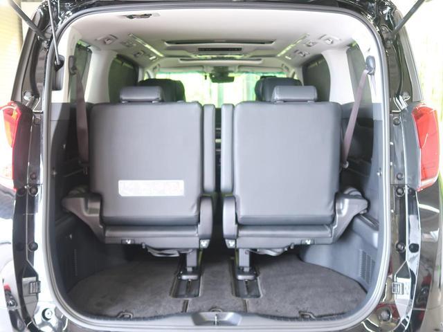2.5S Cパッケージ 禁煙車 11型BIGX フリップダウンモニター 三眼ヘッドライト サンルーフ デジタルインナーミラー サイド・バックカメラ BSM トヨタセーフティセンス 両側パワスラ シーケンシャルターンランプ(31枚目)