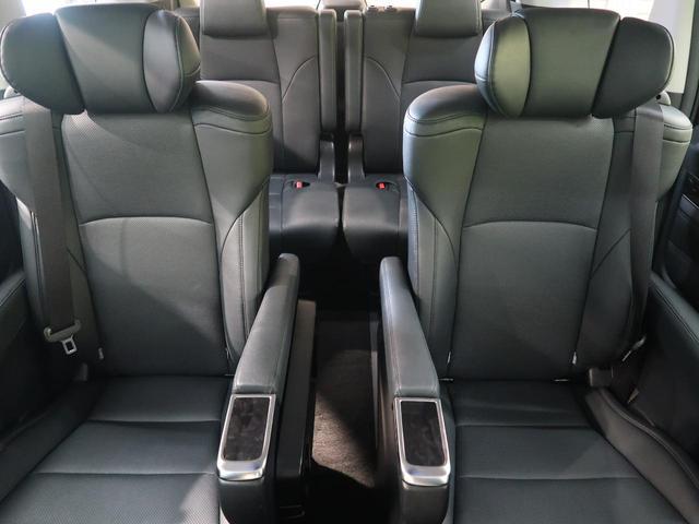 2.5S Cパッケージ 禁煙車 11型BIGX フリップダウンモニター 三眼ヘッドライト サンルーフ デジタルインナーミラー サイド・バックカメラ BSM トヨタセーフティセンス 両側パワスラ シーケンシャルターンランプ(39枚目)