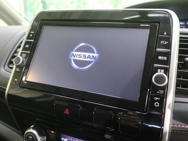 ハイウェイスター Vセレクション 純正9型ナビ フリップダウンモニター 衝突警報装置 バックカメラ 両側パワスラ LEDヘッド オートライト クルーズコントロール 純正16AW ETC ドラレコ(3枚目)