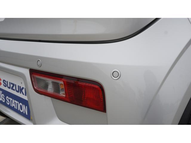 白丸は後退時ブレーキサポートのセンサーです