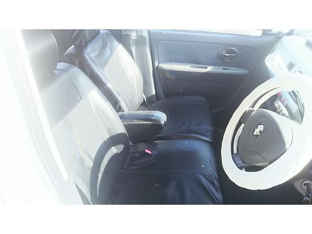 スズキ ワゴンR FX 4WD ローダウン 社外HIDライト スモークテール