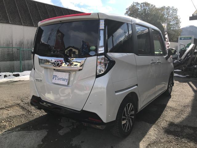「トヨタ」「タンク」「ミニバン・ワンボックス」「群馬県」の中古車8
