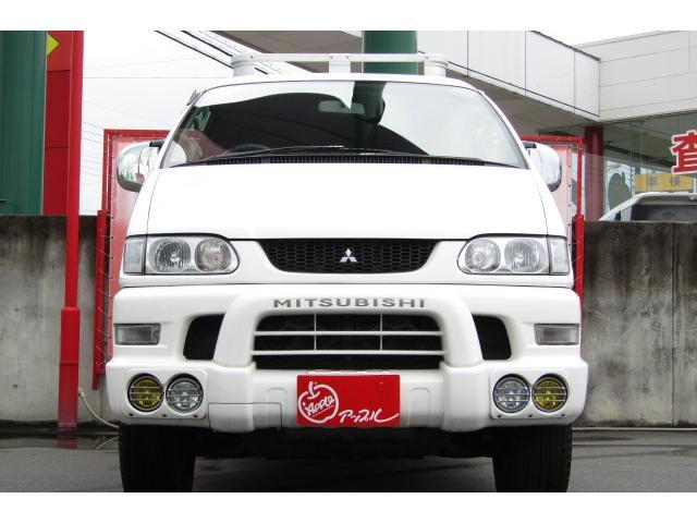 シャモニー  4WD   オートステップ キャリア(3枚目)