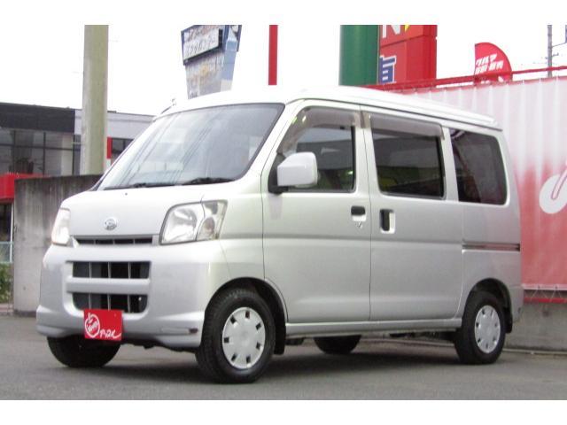 「ダイハツ」「ハイゼットカーゴ」「軽自動車」「群馬県」の中古車4