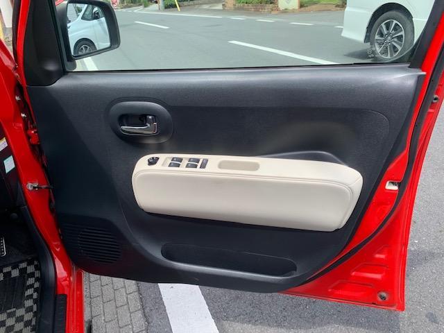 ココアX Wエアバッグ ABS AC PW スマートキー(11枚目)