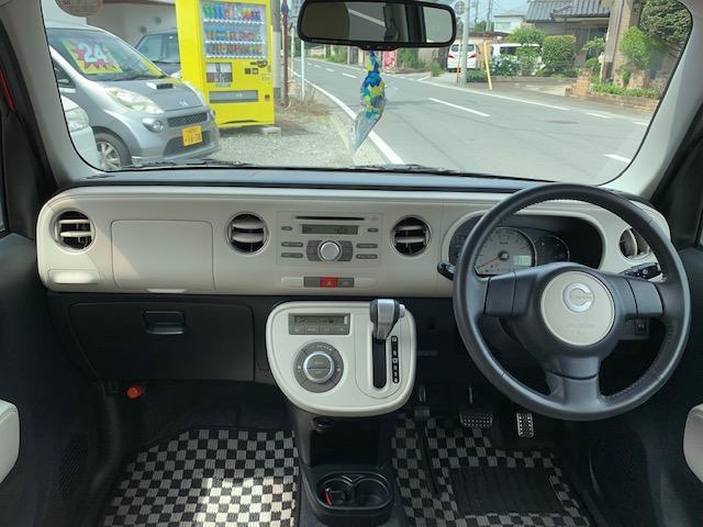 ココアX Wエアバッグ ABS AC PW スマートキー(14枚目)