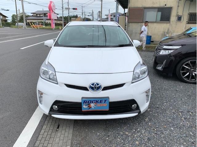 「トヨタ」「プリウス」「セダン」「栃木県」の中古車2