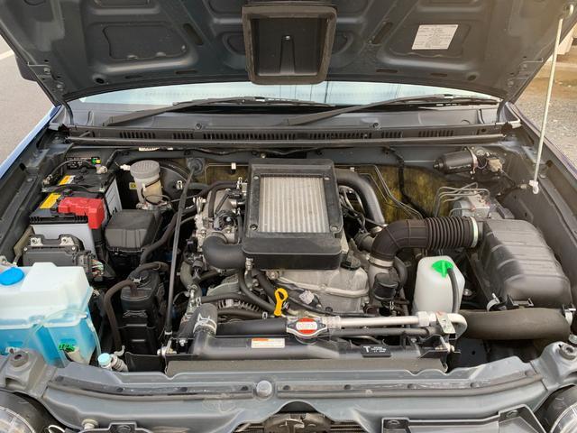 XG MT5速 インタークーラーターボ 切り替え式4WD ABS Wエアバッグ PW PS AC CD/USB ETC(19枚目)