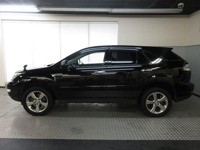 トヨタ ハリアー 240GプレミアムL4WD ナビBカメラ黒革Pシートヒーター