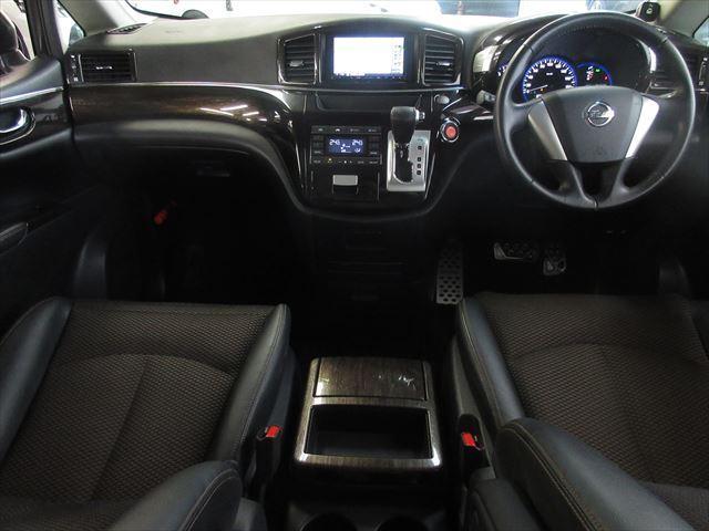 日産 エルグランド 250HWS 1オナSDナビTV電動ドア20AWテイン車高調