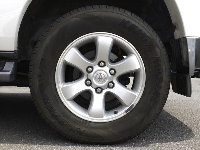 トヨタ ランドクルーザープラド TX HDDナビBカメラETCサンルーフ背面タイヤ8人乗り
