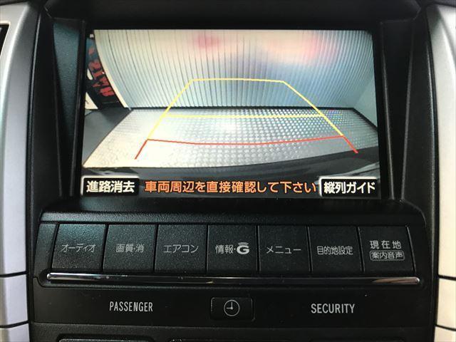 トヨタ ハリアー 240G後期 1オナ純正HDDナビBカメラETC黒革調カバー