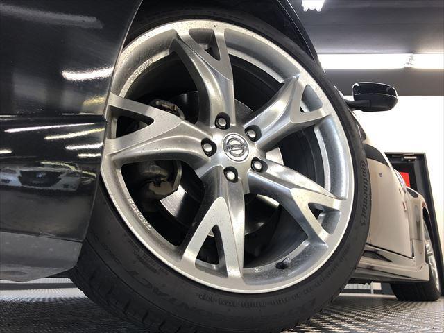 純正ホイール装備!社外大径アルミホイールや新品タイヤも格安で交換お受けいたします!