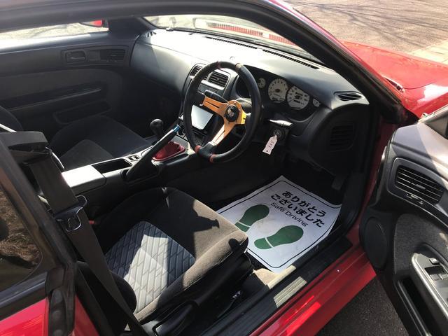 日産 シルビア K's ターボ 車高調 34キャリパー 強化クラッチ LSD