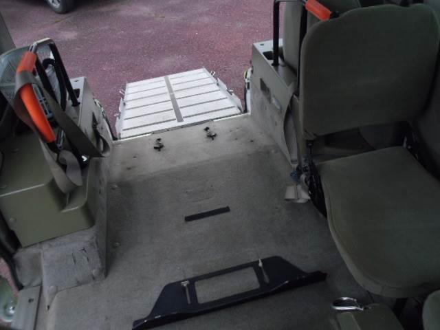 ダイハツ アトレーワゴン スローパー福祉車両 CDラジオ付き