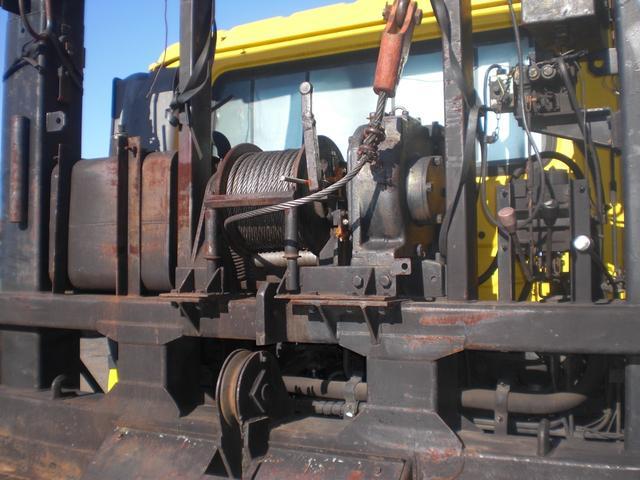 日産ディーゼル ビッグサム 回送車 セルフ 積載12600kg