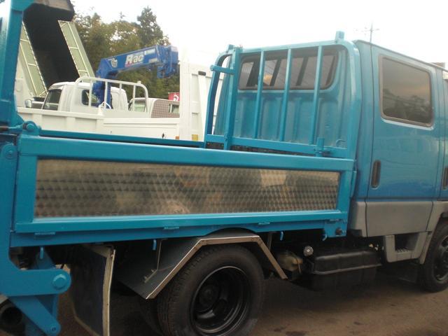 ダブルキャブ PG 4WD 積載1250kg NO・28(11枚目)