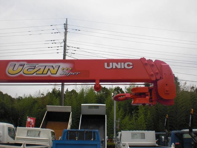 3段 ラジコン ユニック 積載3000kg NO・33(13枚目)