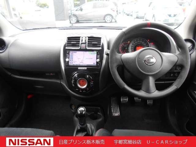 ニスモ S 5速マニュアル・メモリーナビ・ETC・オートエアコン・16インチアルミ(3枚目)