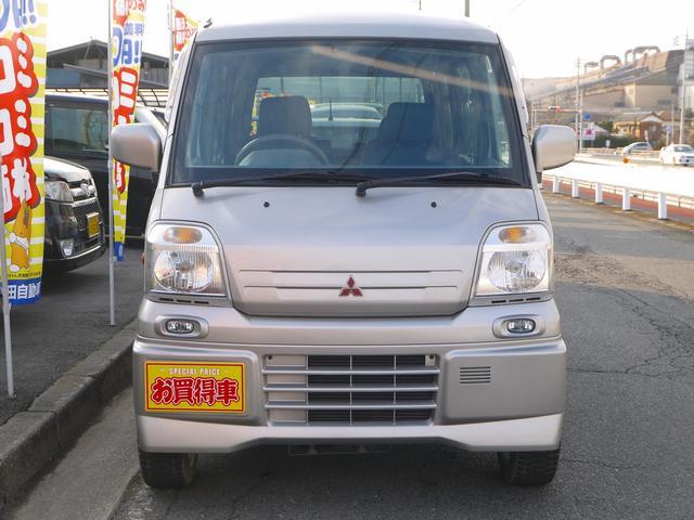 三菱 タウンボックス RX ハイルーフ 4WD ターボ キーレス ETC オートマ