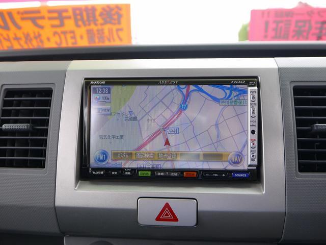 スズキ ワゴンR FX HDDナビ キーレス ETC