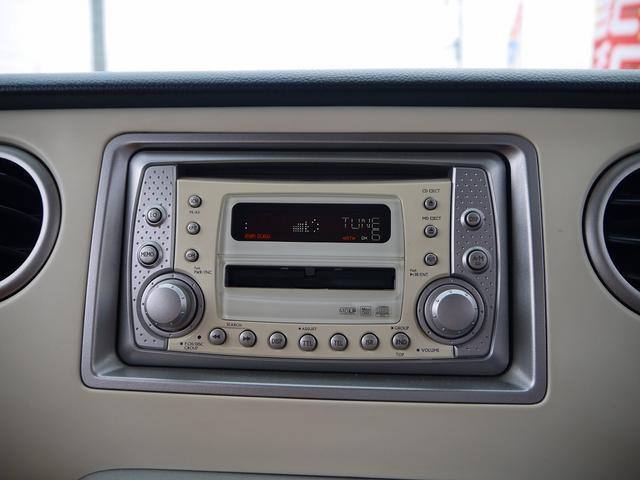 スズキ アルトラパン X2 キーレス CD・MDオーディオ 純正ホワイトアルミ