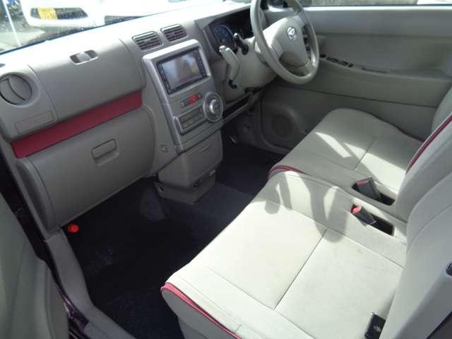 X リミテッド 修復歴なし タイミングチェーン車 スマートキー・電動シート・ETC・ナビ・TV・フォグランプ・ウィンカーミラー・ベンチシート・アルミホイール(10枚目)