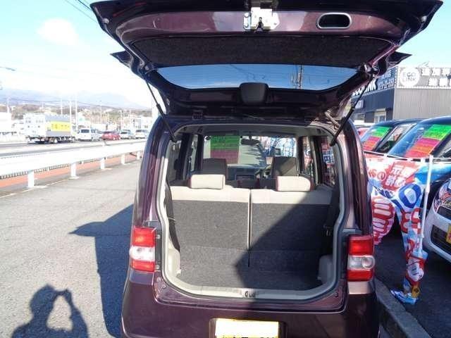 X リミテッド 修復歴なし タイミングチェーン車 スマートキー・電動シート・ETC・ナビ・TV・フォグランプ・ウィンカーミラー・ベンチシート・アルミホイール(13枚目)
