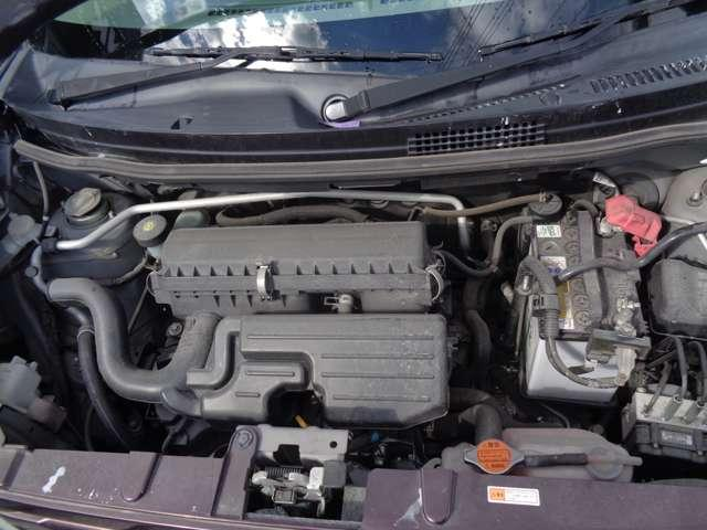 X リミテッド 修復歴なし タイミングチェーン車 スマートキー・電動シート・ETC・ナビ・TV・フォグランプ・ウィンカーミラー・ベンチシート・アルミホイール(17枚目)