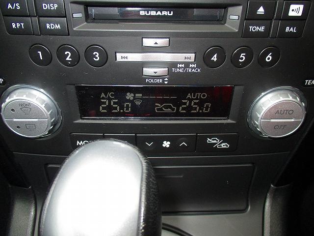 スバル レガシィB4 2.0GTスペックB 4WD プッシュスタート 地デジ 後期