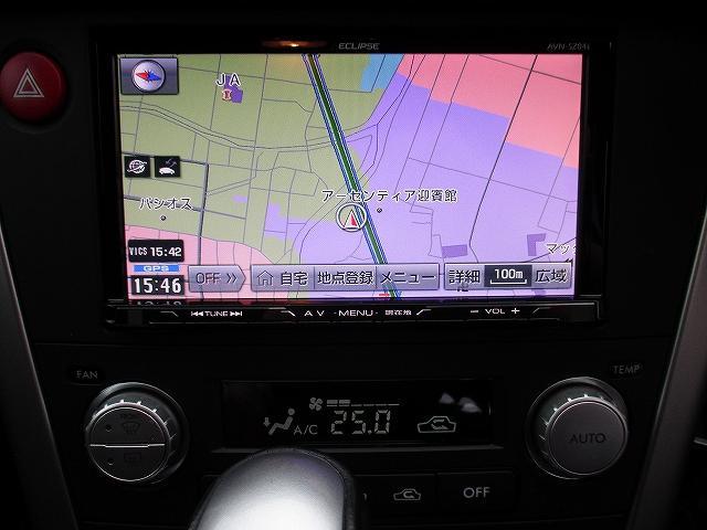 スバル レガシィツーリングワゴン 2.0i Bスポーツ 4WD 地デジ バックカメラ 後期