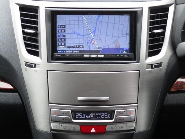 スバル レガシィツーリングワゴン 2.5iアイサイト 4WD プッシュスタート 地デジ ETC