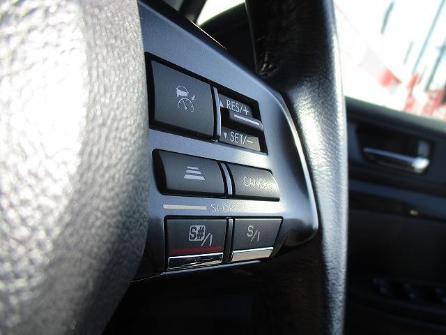 ■装備5■全車速追従機能付クルーズコントロール|SI-DRIVE