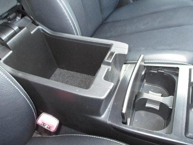 2.5i Bスポーツアイサイト Gパッケージ 4WD タイミングチェーン プッシュスタート バックカメラ ETC SDナビ地デジ ハーフレザーシート 電動シート 盗難防止装置 横滑り防止装置 オートライト HID フォグランプ 純正17AW 後期(42枚目)
