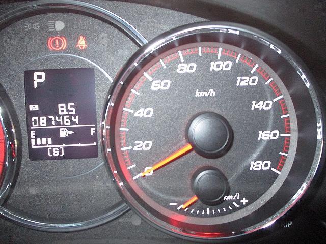 2.5iアイサイト Lパッケージ 4WD STIフロント・サイドリップスポイラー フルエアロ フリップダウンモニター プッシュスタート ETC ドライブレコーダー オートライト HID フォグランプ RAYS18インチAW 後期(25枚目)