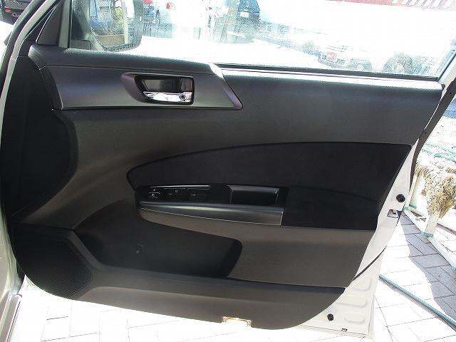 2.5iアイサイト Lパッケージ 4WD STIフロント・サイドリップスポイラー フルエアロ フリップダウンモニター プッシュスタート ETC ドライブレコーダー オートライト HID フォグランプ RAYS18インチAW 後期(27枚目)