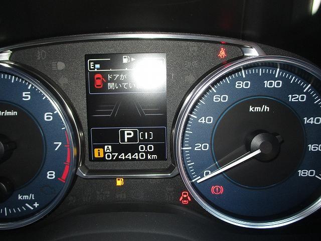 2.0iアイサイト 4WD タイミングチェーン アイサイトVer3 プッシュスタート バックカメラ ETC SDナビ地デジ 盗難防止装置 サイド・カーテンエアバッグ パドルシフト オートライト HID 純正16AW 後期(25枚目)