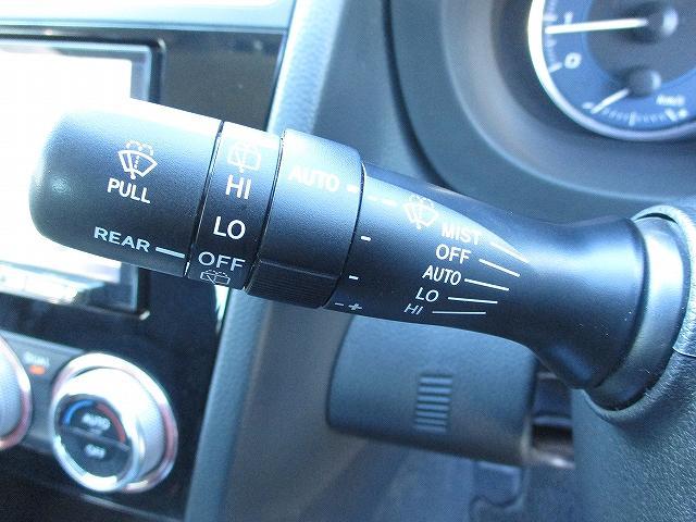 2.0iアイサイト 4WD タイミングチェーン アイサイトVer3 プッシュスタート バックカメラ ETC SDナビ地デジ 盗難防止装置 サイド・カーテンエアバッグ パドルシフト オートライト HID 純正16AW 後期(38枚目)