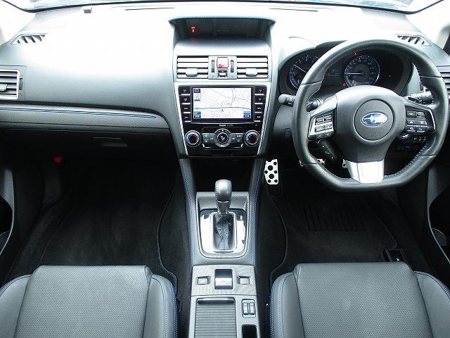 2.0GT-Sアイサイト 4WD タイミングチェーン フルエアロ アイサイトVer3 フルレザーシート SDナビ プッシュスタート ETC シートヒーター 盗難防止装置 横滑り防止装置 ABS LEDヘッドライト オートライト(9枚目)