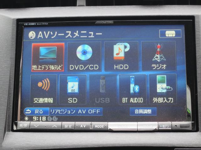 Sツーリングセレクション ハイブリッド ドライブレコーダー ETC バックカメラ ナビ TV アルミホイール オートライト ヘッドライトウォッシャー Bluetooth ミュージックプレイヤー接続可 USB DVD再生 CD(8枚目)