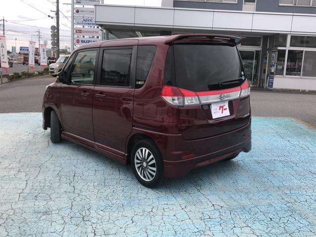 「スズキ」「ソリオ」「ミニバン・ワンボックス」「栃木県」の中古車9