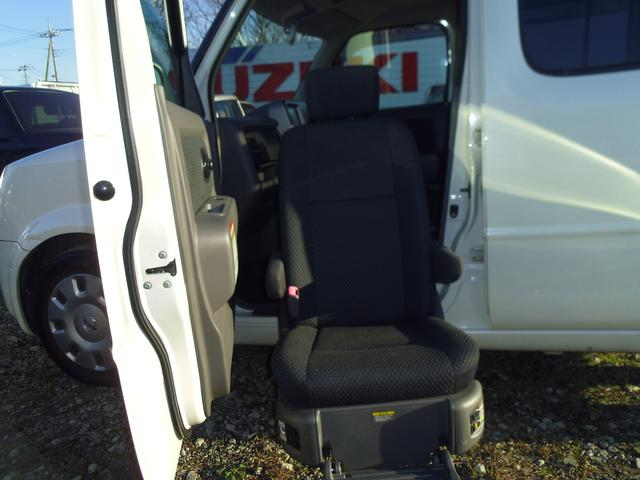 日産 キューブ アンシャンテ助手席スライドアップシートプラスナビ 福祉車