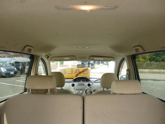 トヨタ シエンタ Xワンオーナー7人乗り4WDアルミホイール