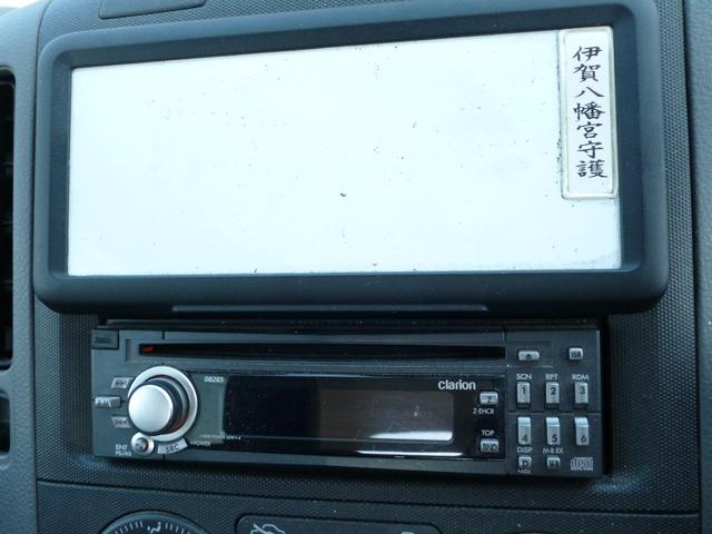 マツダ ファミリアバン 4WDGX全席パワーウィンドウCDラジオキーレス