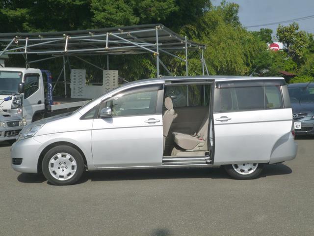 トヨタ アイシス Lナビ連動バックカメラ2000ccETC